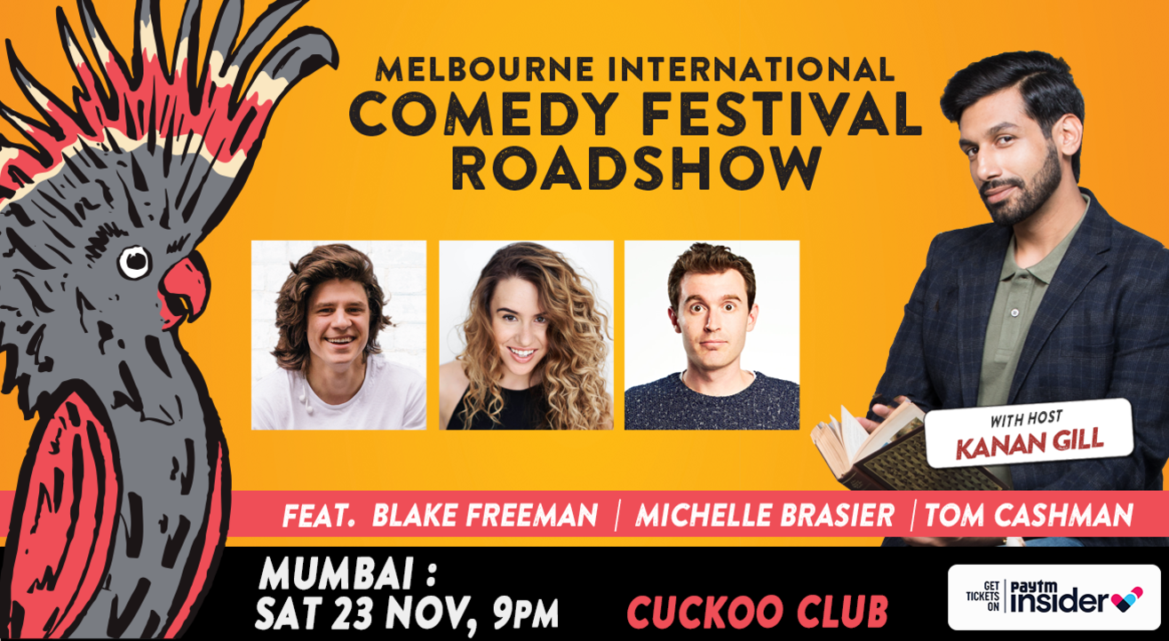 Melbourne International Comedy Festival Roadshow, Mumbai