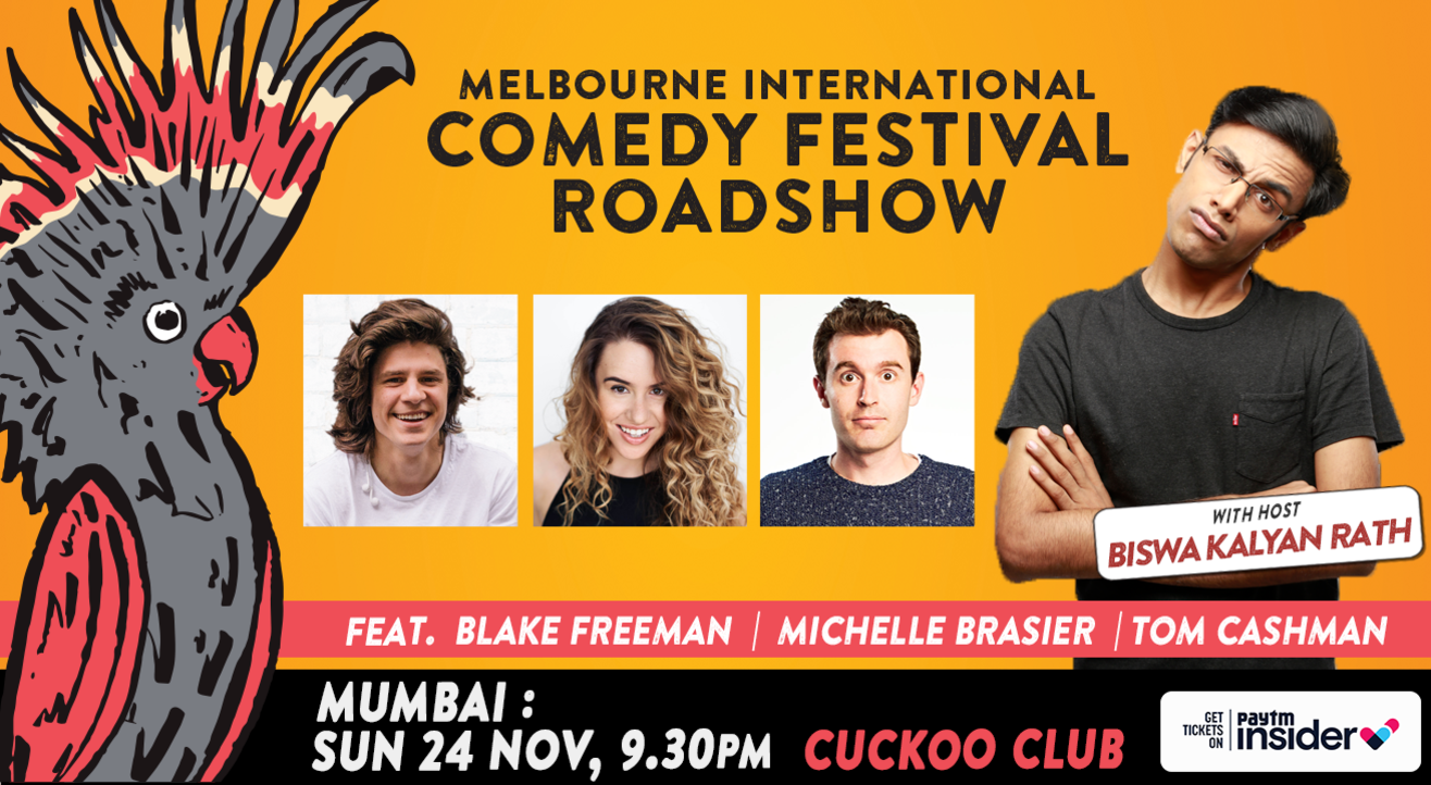 Melbourne International Comedy Festival Roadshow, Mumbai