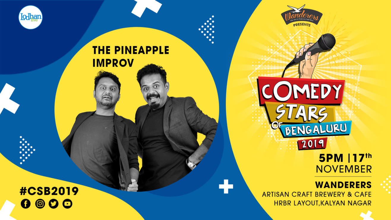 The Pineapple Improv at CSB 2019