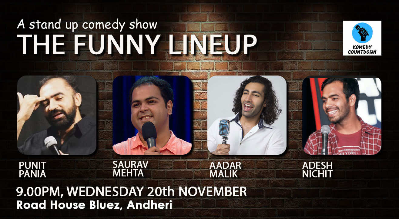 The Funny Lineup