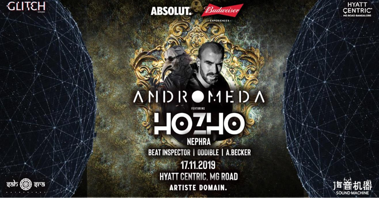 Hozho (India Tour Bangalore)