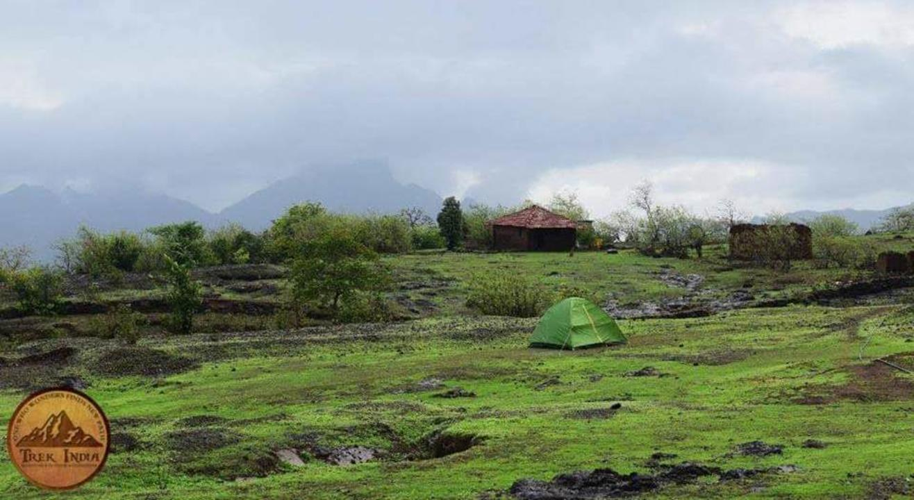 Camping at Prabalmachi
