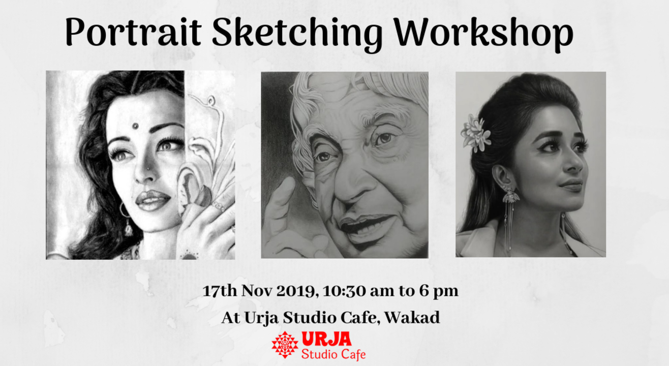 Portrait  Sketching Workshop
