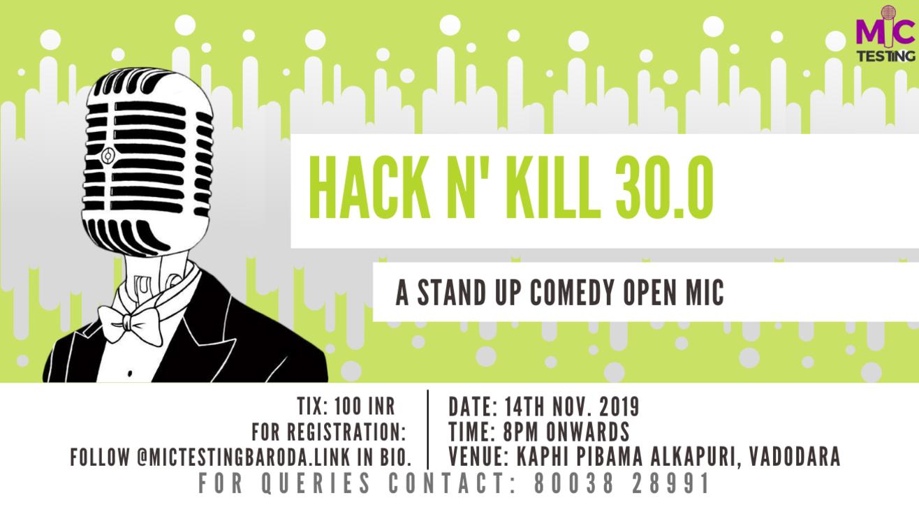 Hack n' Kill 30.0