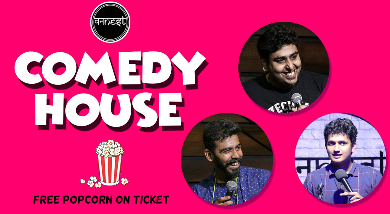 Comedy House : Curated Comedy Show