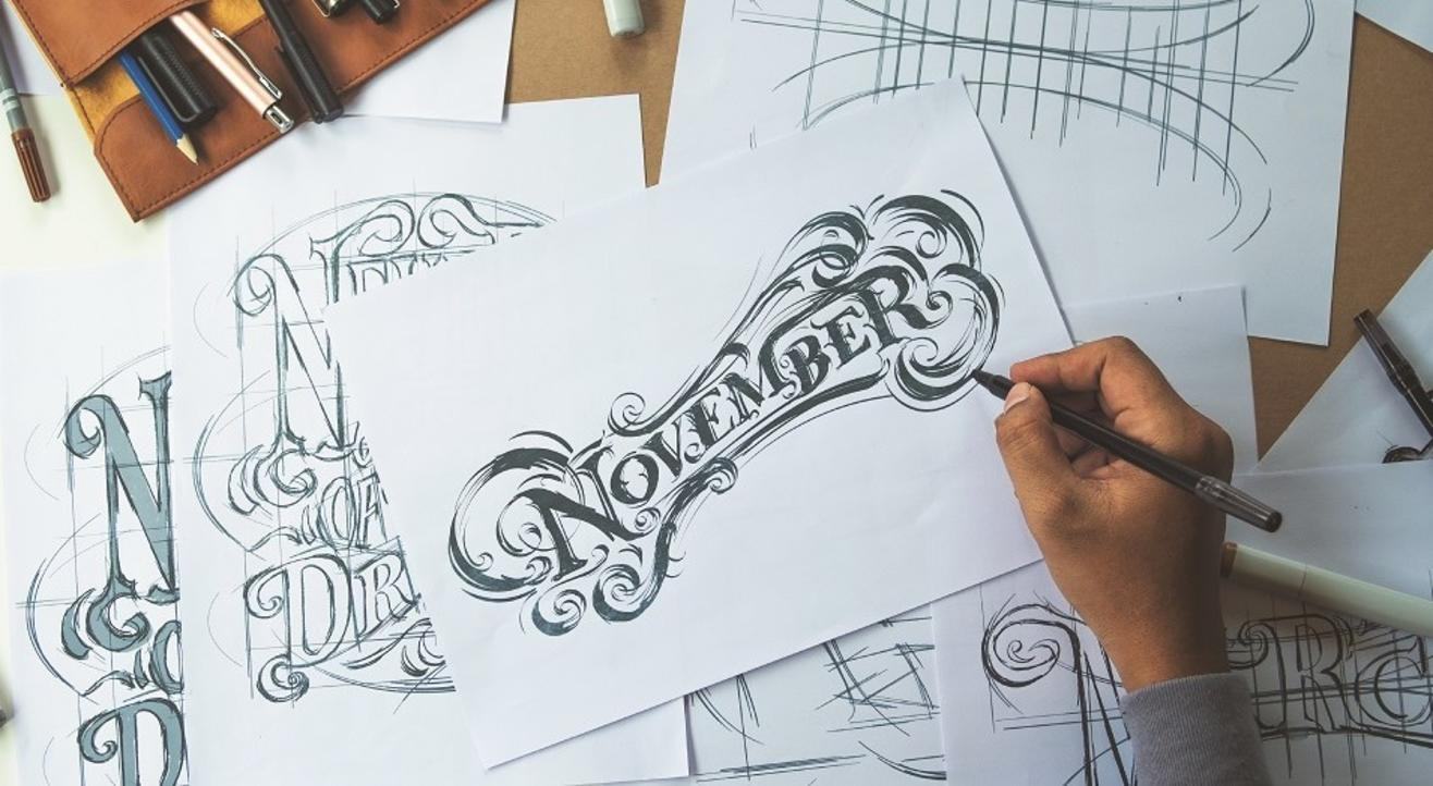 Brush Strokes: Lettering Workshop | The Oasis Festival