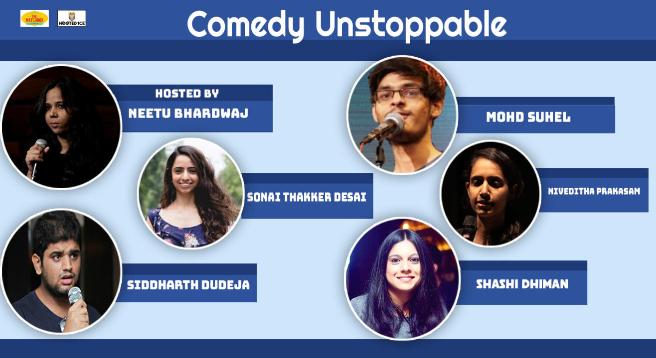 Comedy Unstoppable