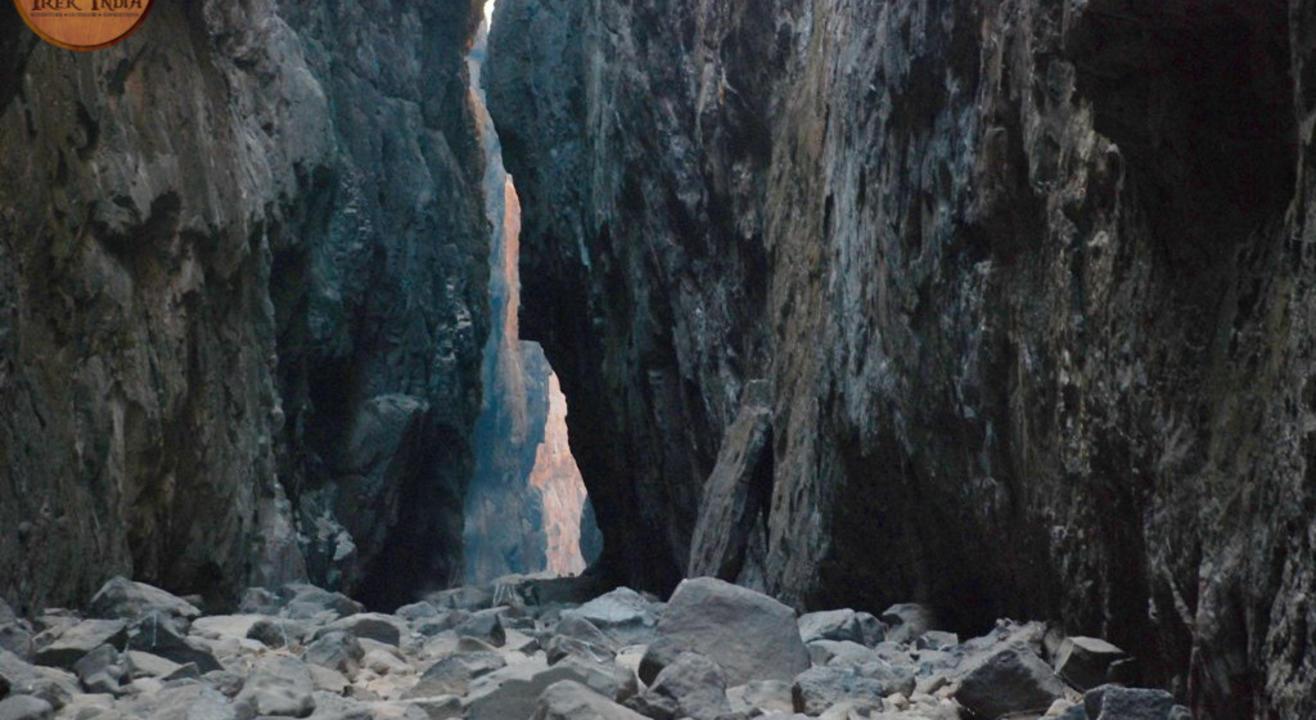 Sandhan Valley Full Descend + Camping
