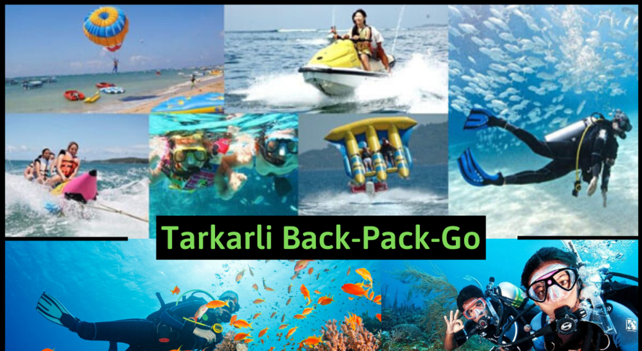 Malvan Tarkali Along with Scuba Diving  - A Paradise To Backpacker