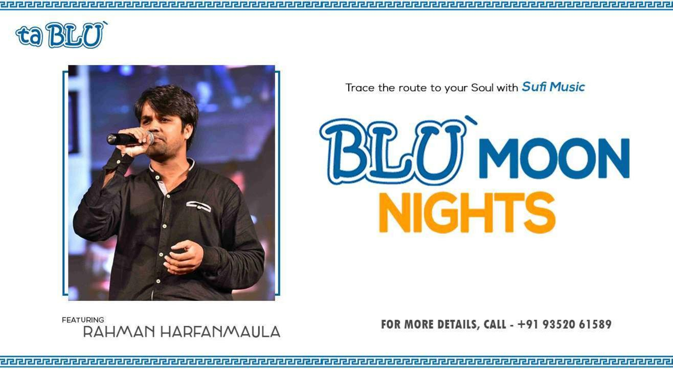 Blu Moon Sufi nights at tablu