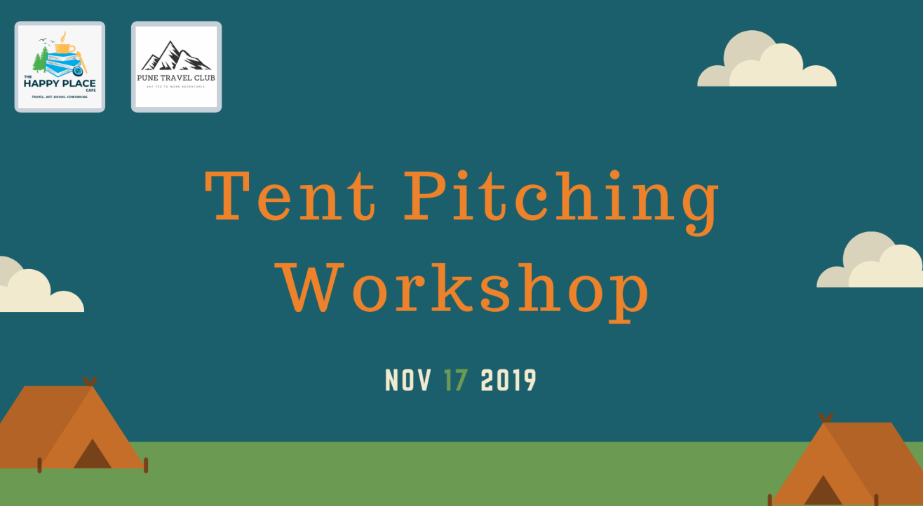 Tent Pitching Workshop