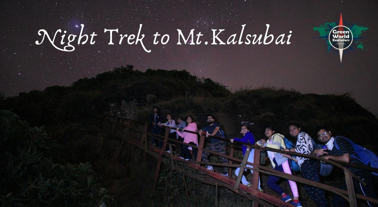 Night Trek to Mt. Kalsubai | GreenWorldExplorers
