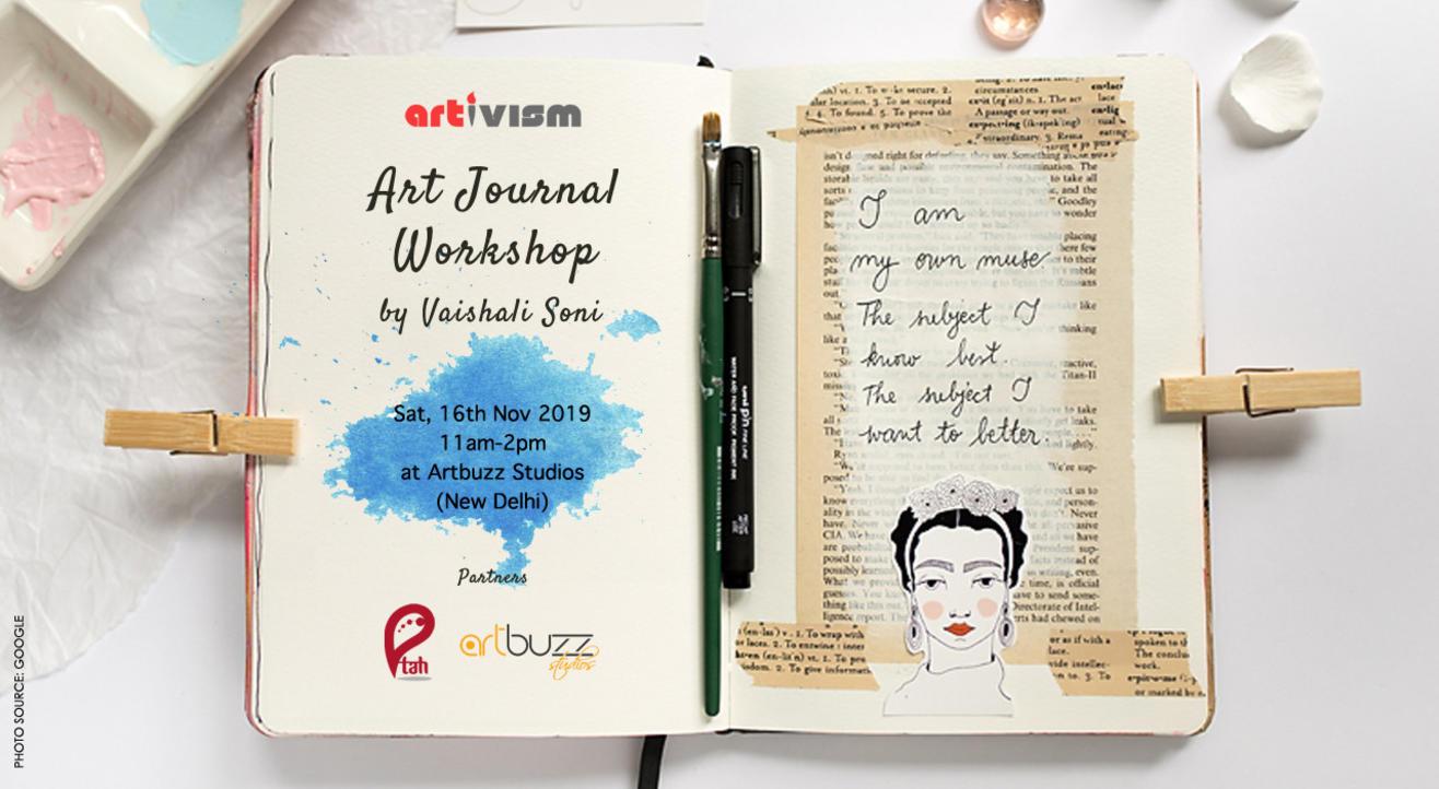 Art Journal Workshop