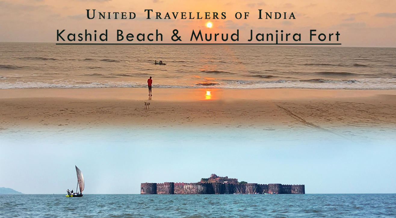 Kashid Beach & Murud-Janjira Fort