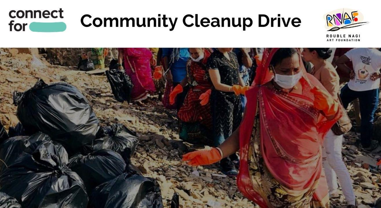 Community Cleanup Drive