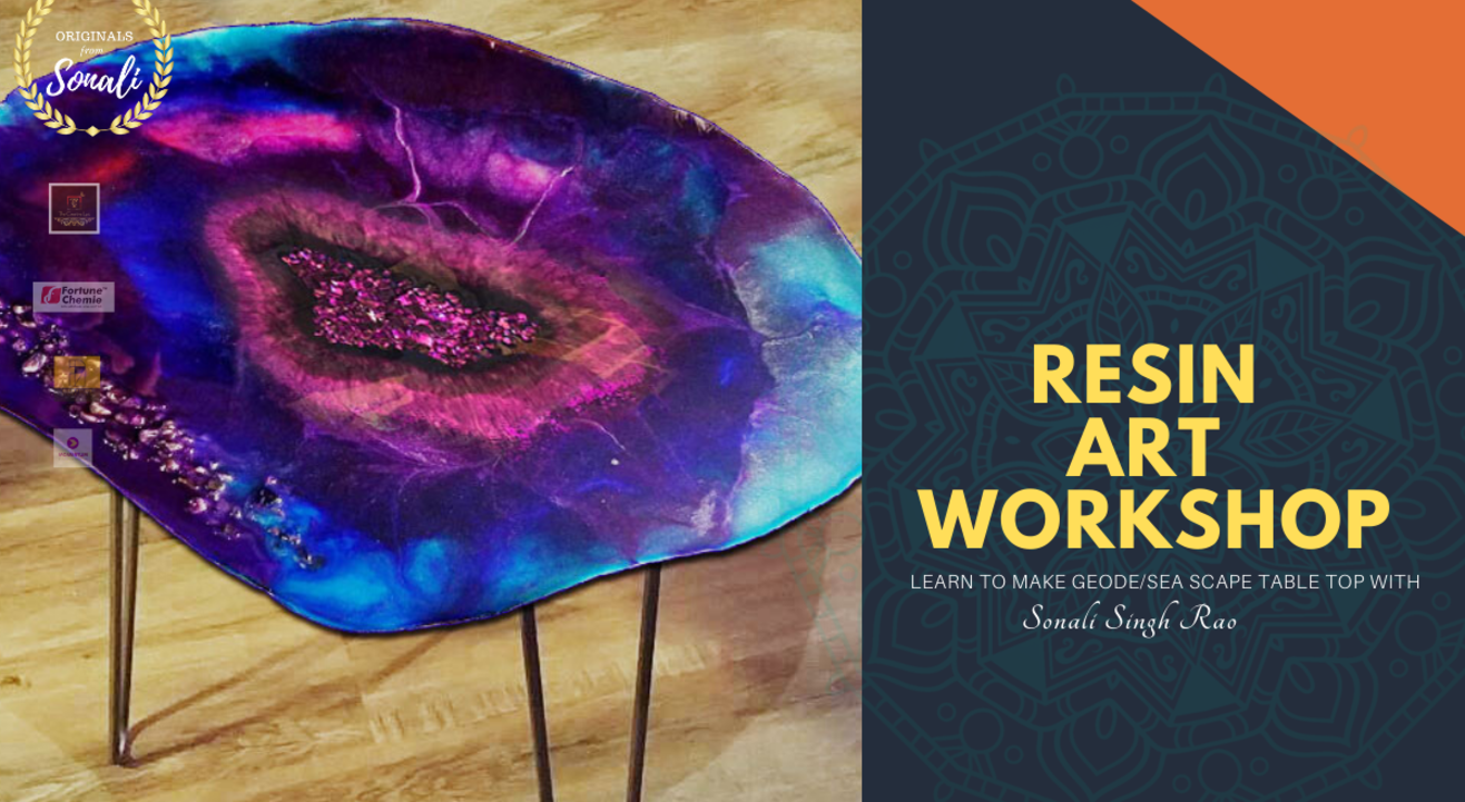 Resin Tabletop Workshop