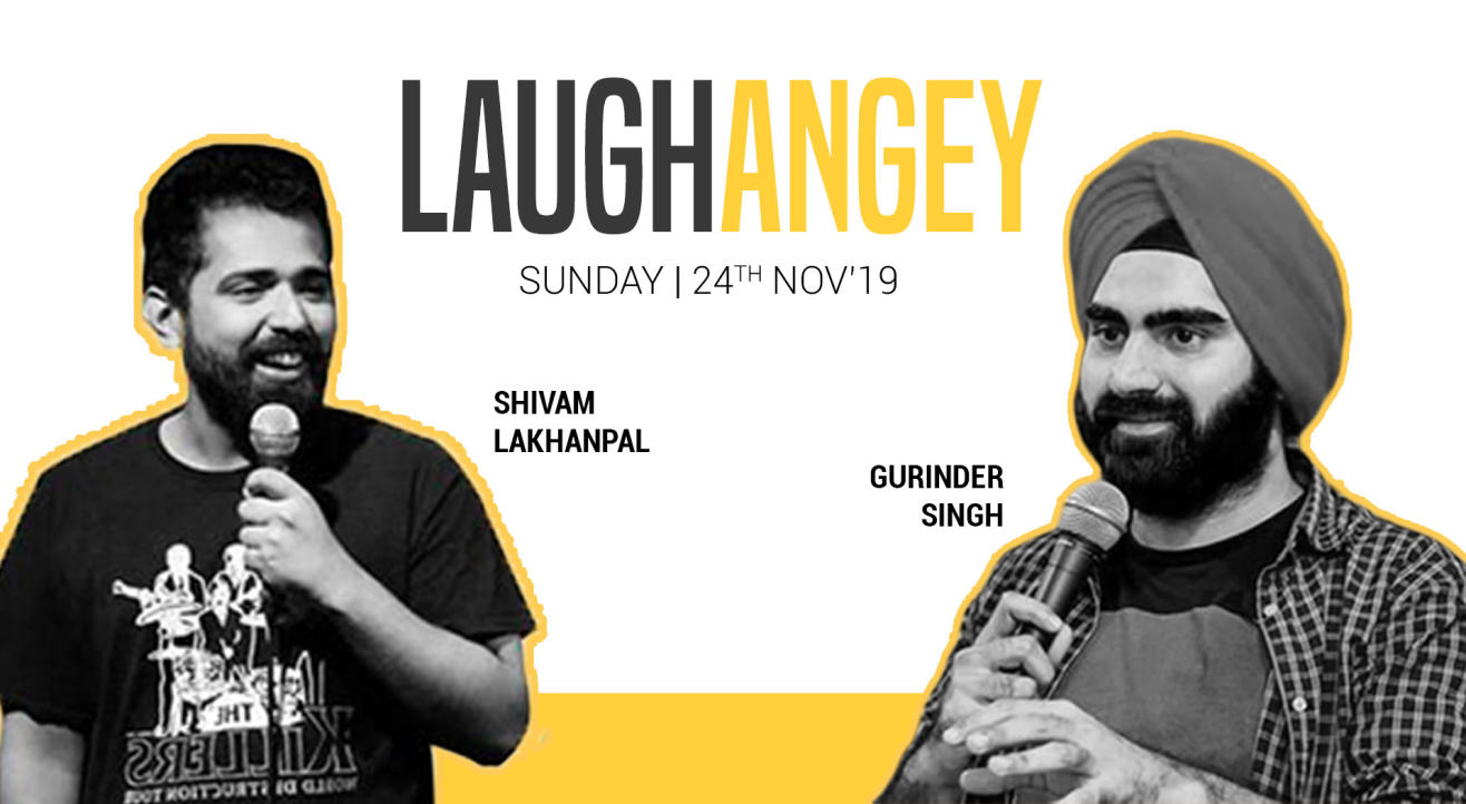 Laughangey - A stand up comedy show