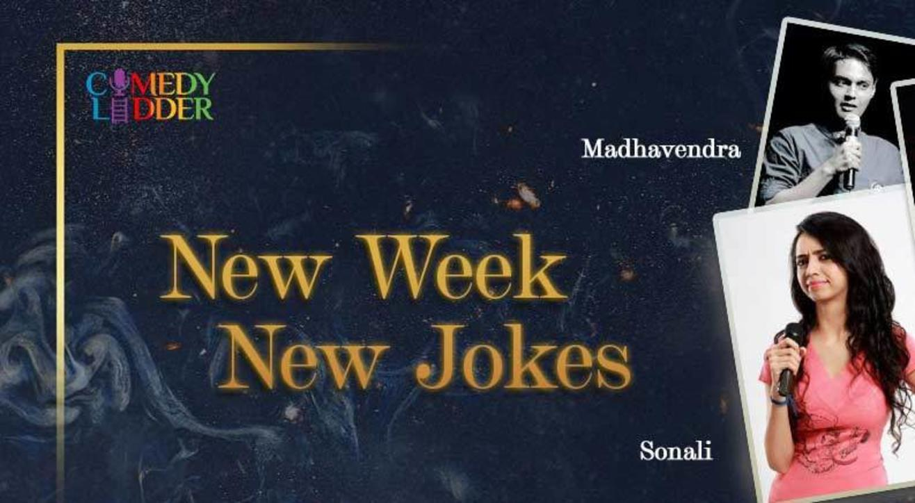 New Week New Jokes In Juhu