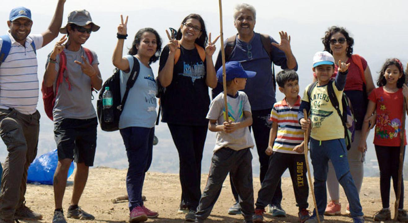 Trek to Prabalmachi - Panvel