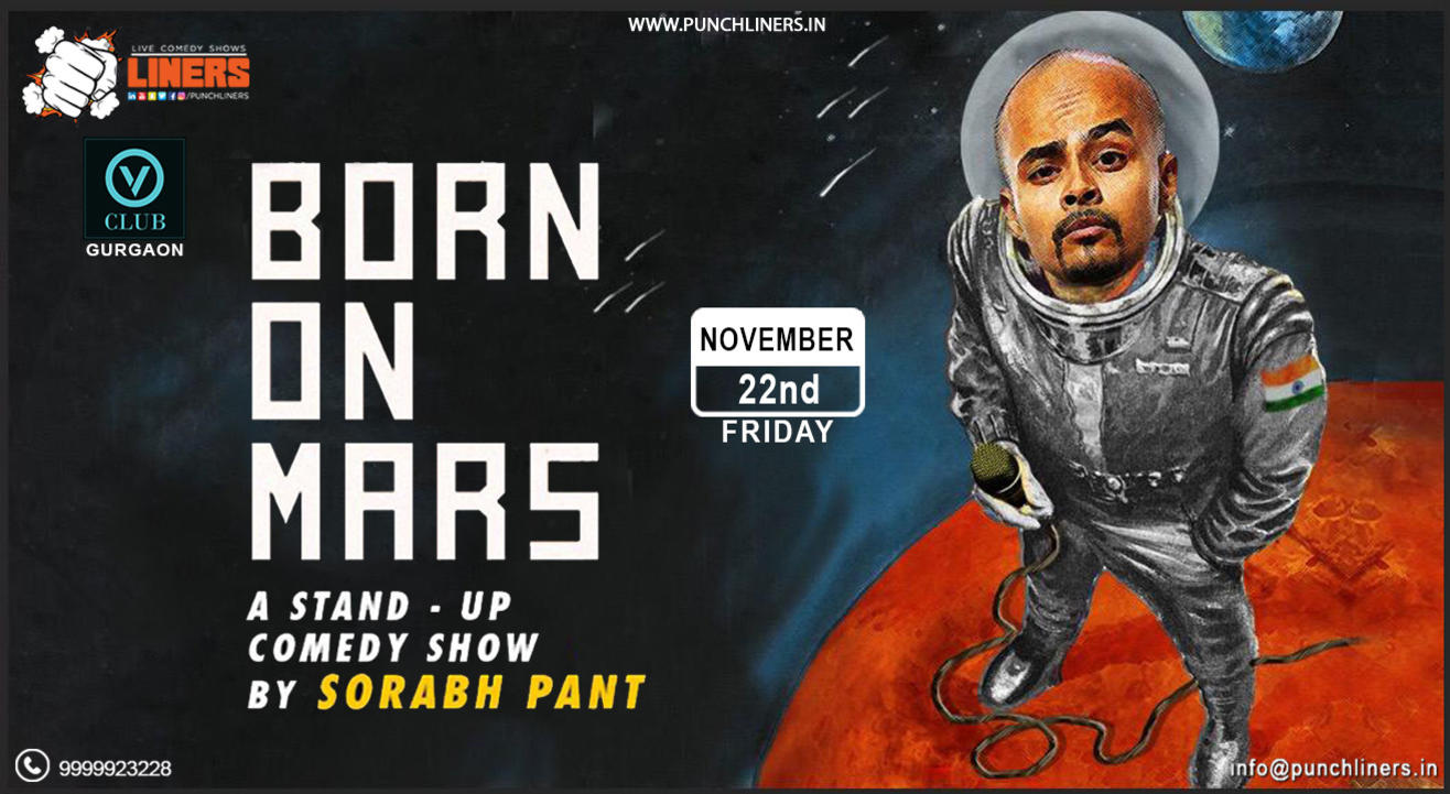 Punchliners Standup Comedy Show ft Sorabh Pant