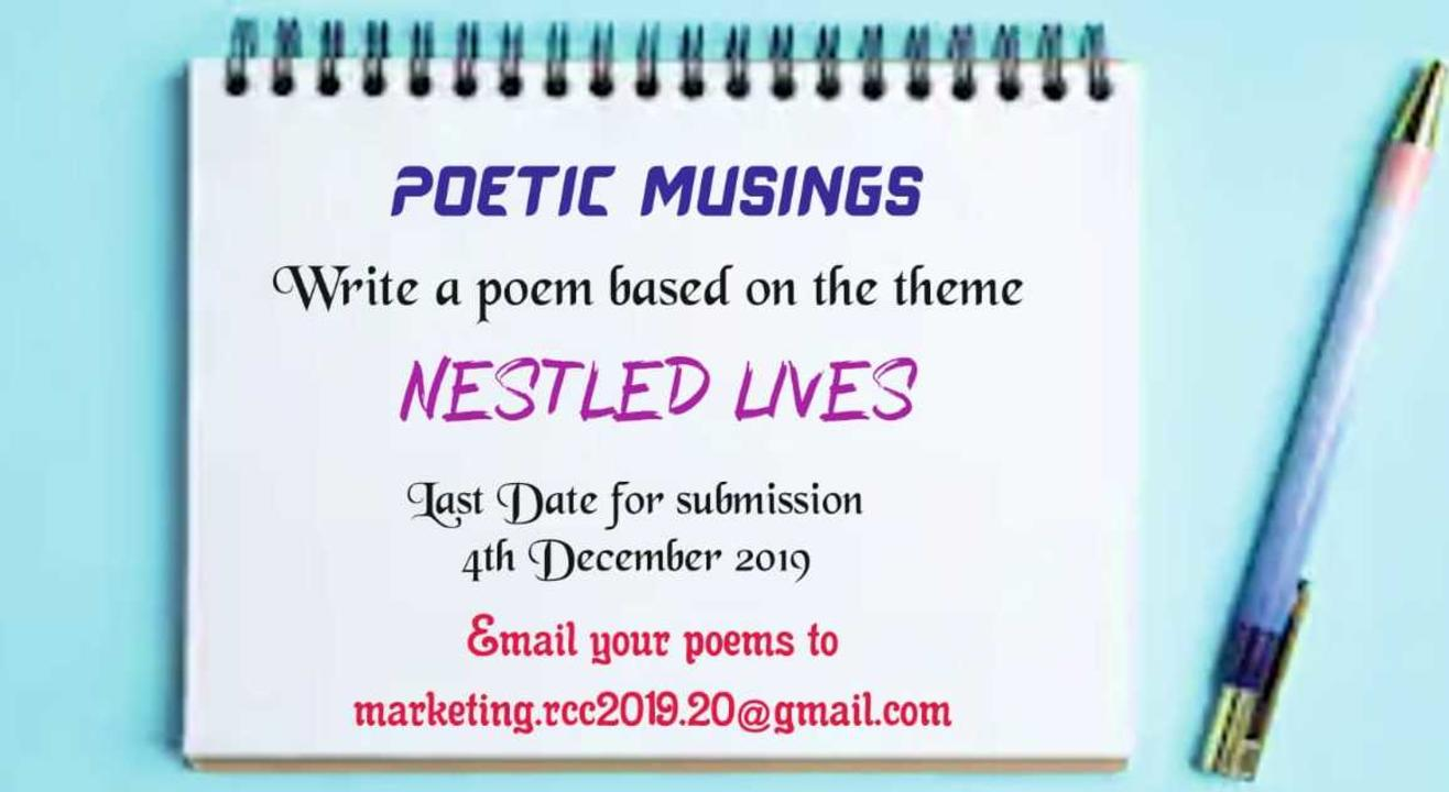 Writing Prompt - Nestled Lives