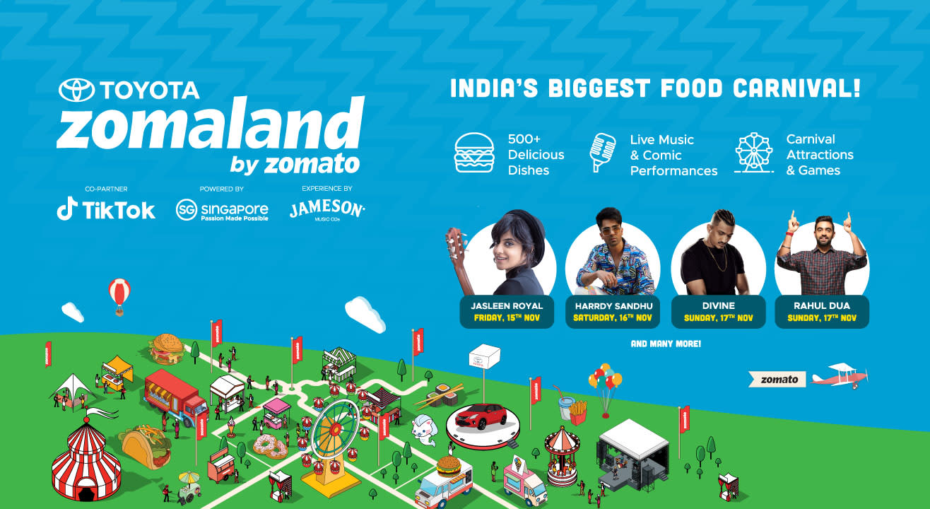 Zomaland - Pune