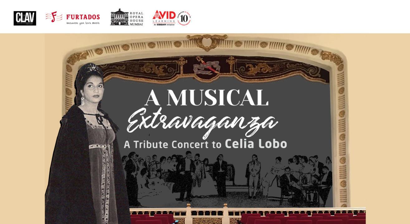 A Musical Extravaganza - A Tribute Concert to Celia Lobo