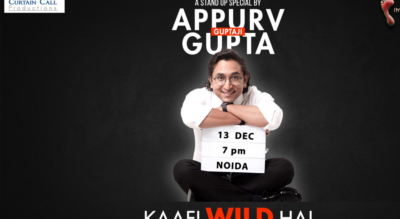 Kaafi Wild Hai by Appurv Gupta in Bengaluru