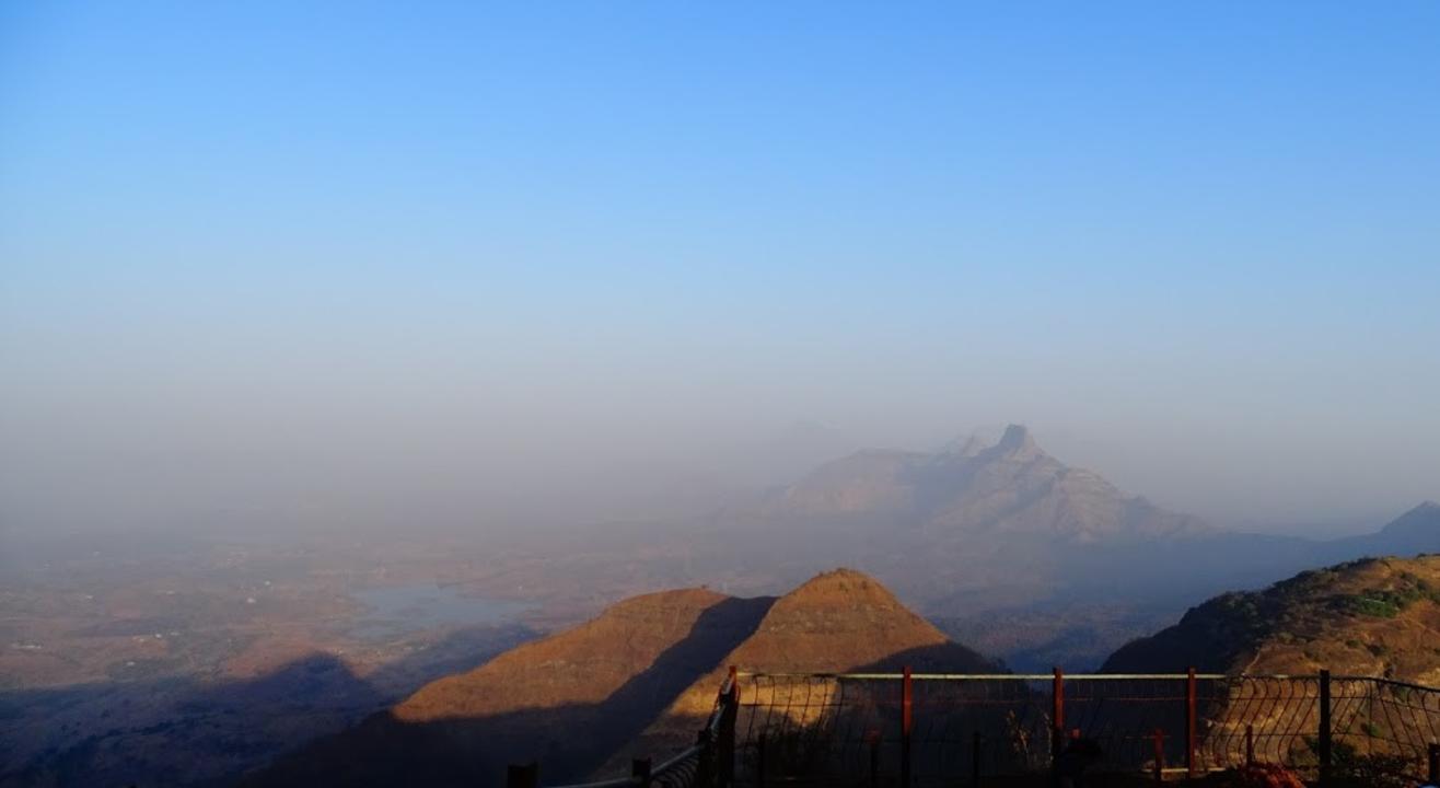 Trail from Sunset - Sunrise Point at Matheran | Travel Trikon