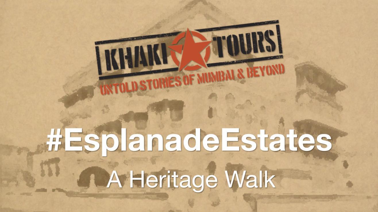#EsplanadeEstates by Khaki Tours