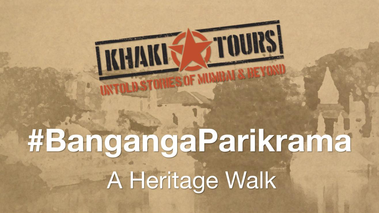 #BangangaParikrama by Khaki Tours
