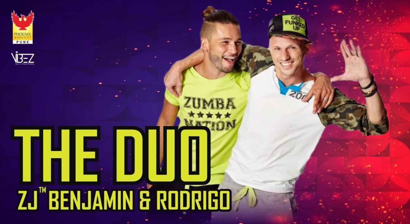 Zumba Party with the Duo ZJ Benjamin & Rodrigo