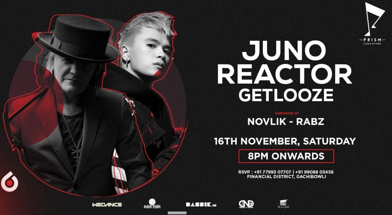 Juno Reactor In Hyderabad - Psytrance Pool Party