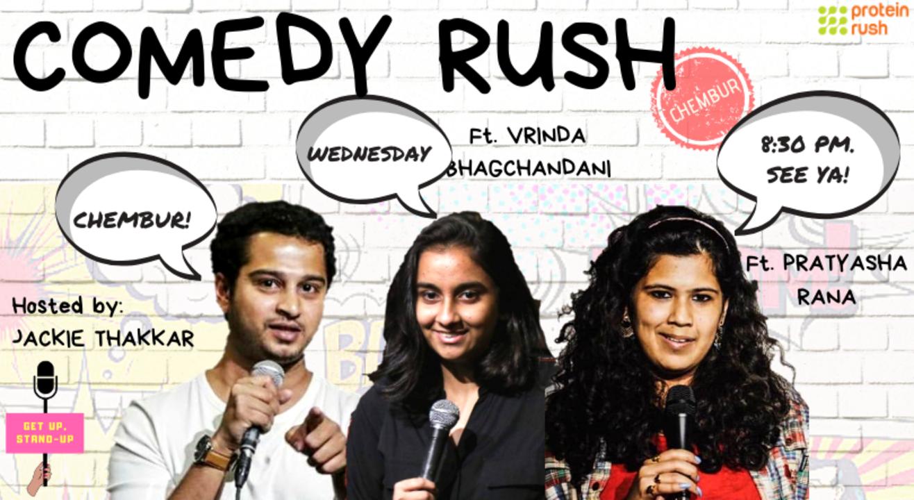 Comedy Rush