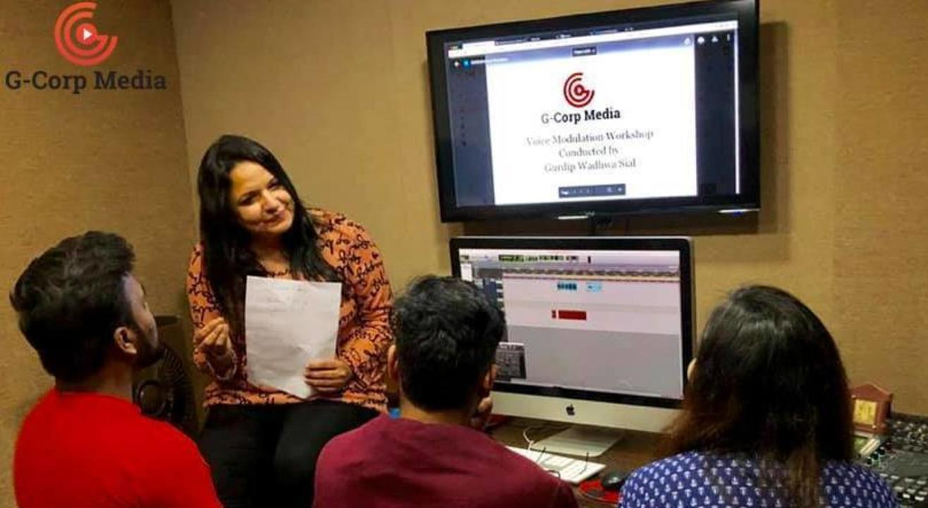 Voiceovers and Dubbing Workshop