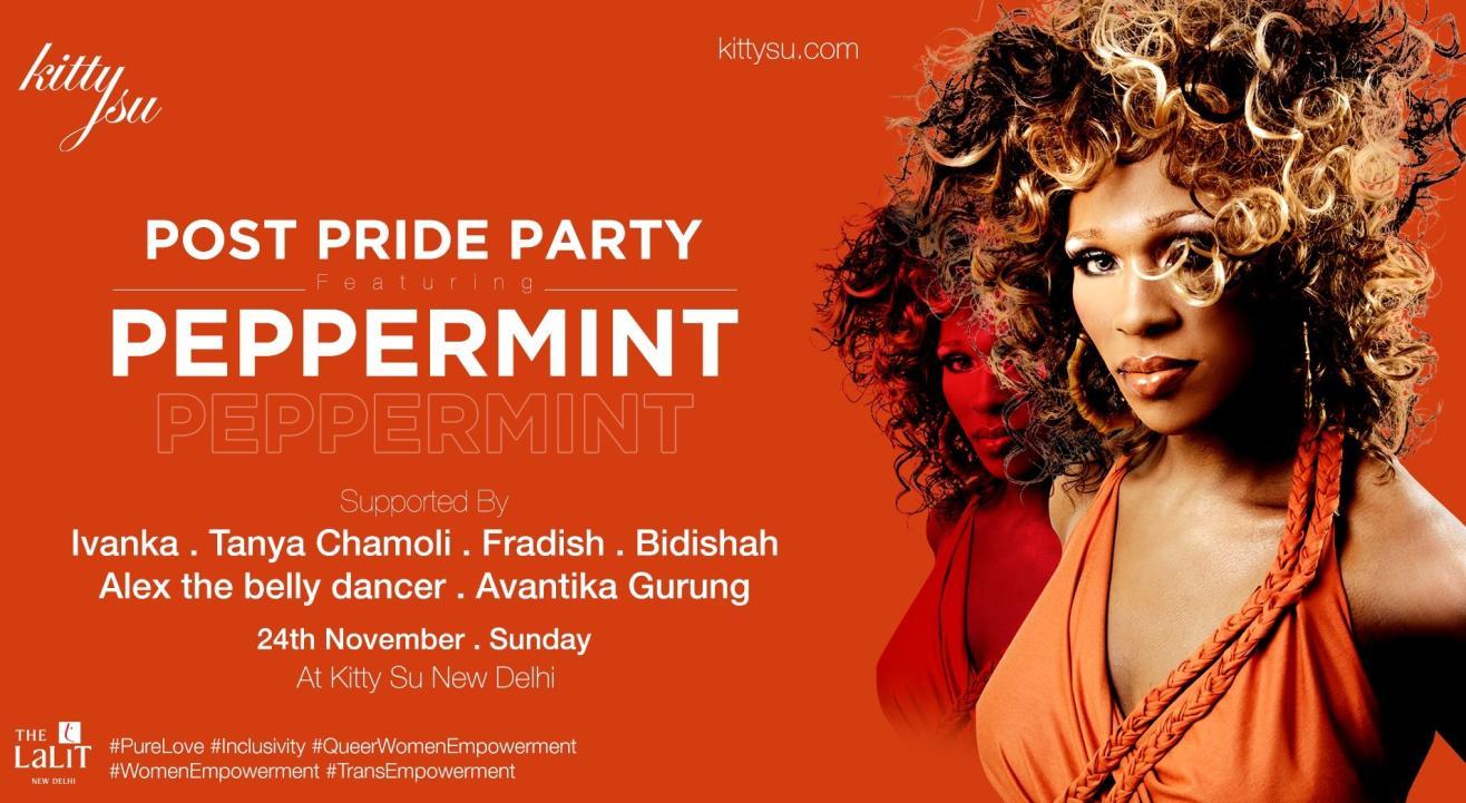 Delhi Queer Post Pride Party (Kitty Su Delhi)