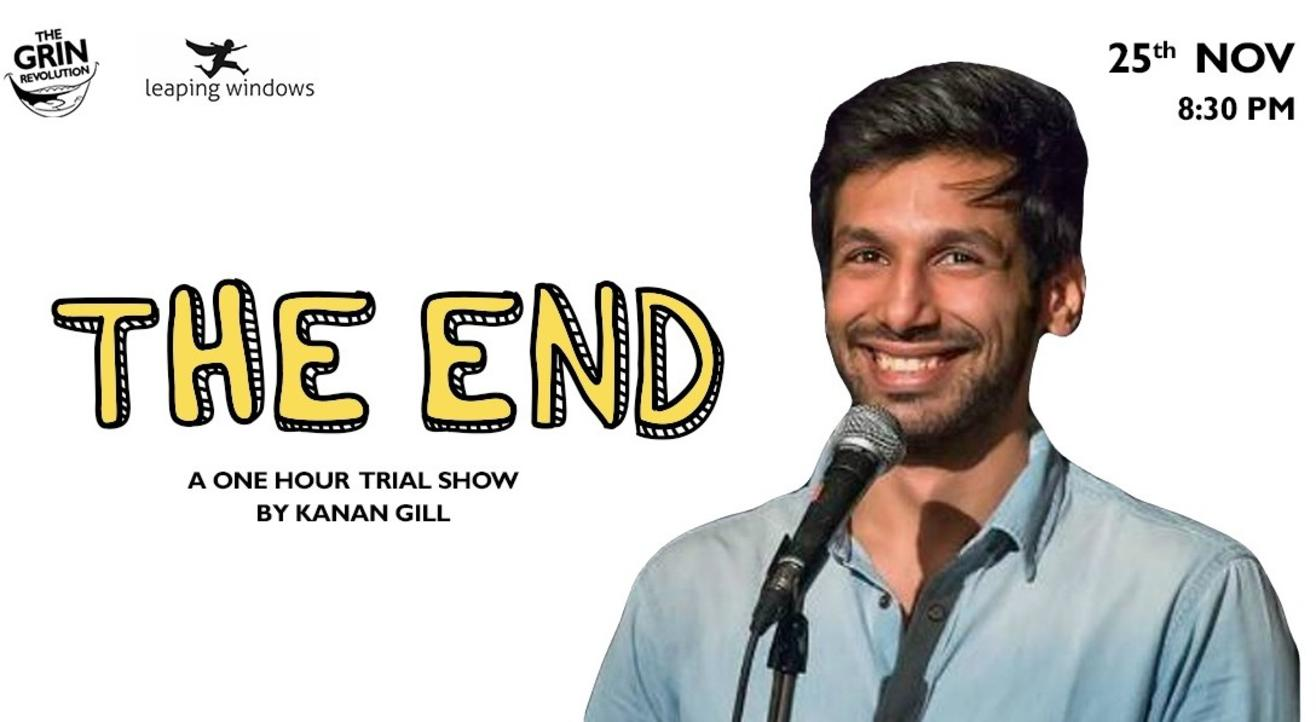 Grin Revolution: The End by Kanan Gill