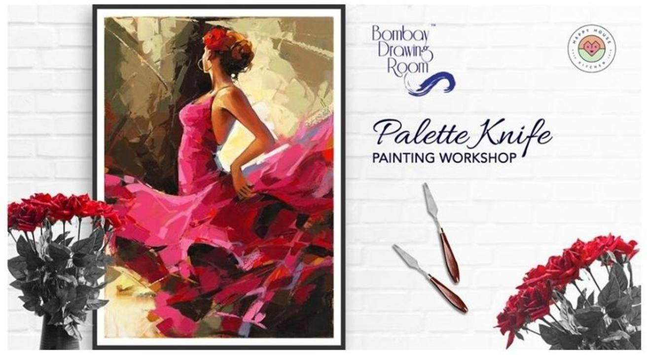 Palette Knife Painting Workshop-Bombay Drawing Room