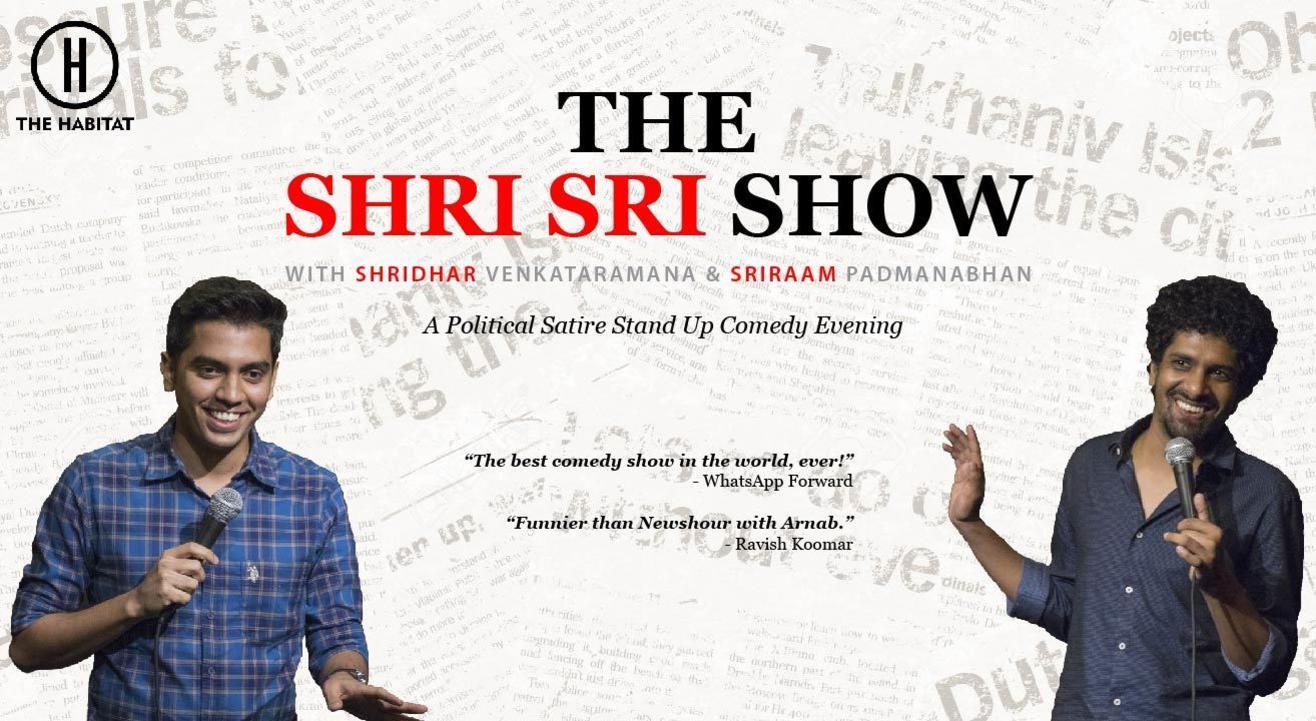 The Shri Sri Show