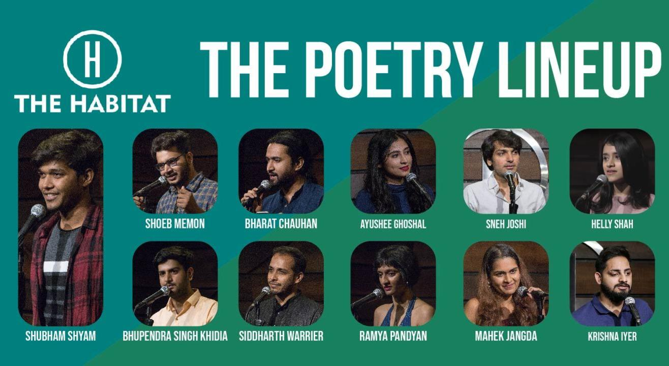 The Poetry Lineup
