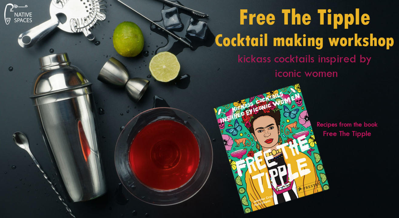 Free The Tipple - Cocktail Making Workshop