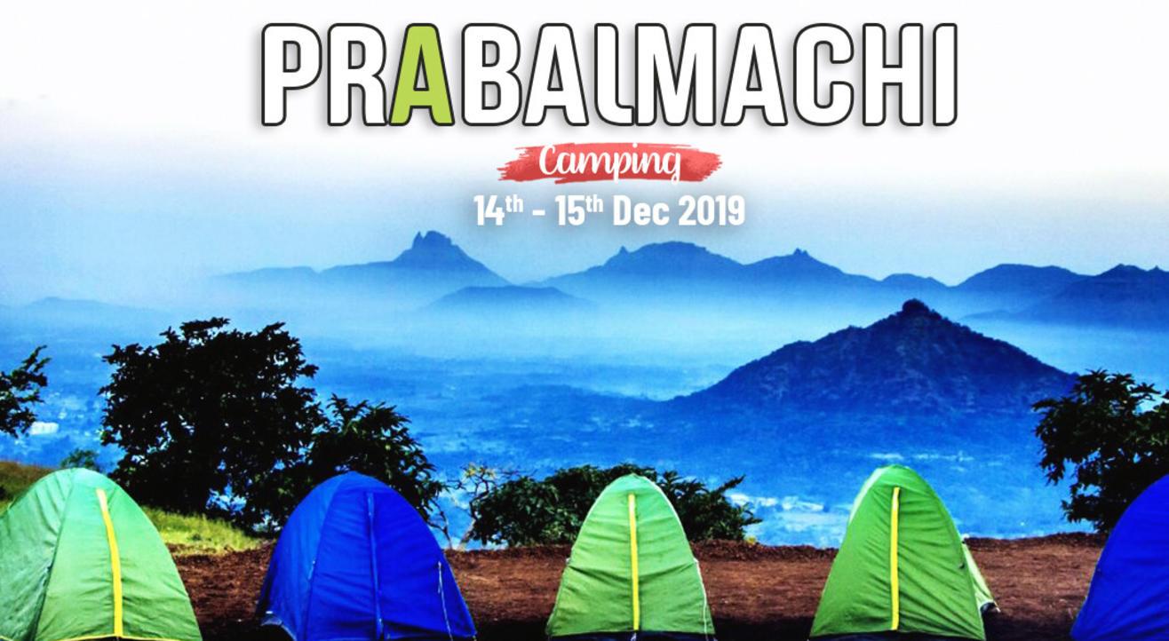 Prabalmachi Camping   Travel Trikon