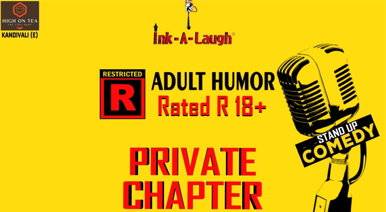 Ink-A-Laugh presents Private Chapter