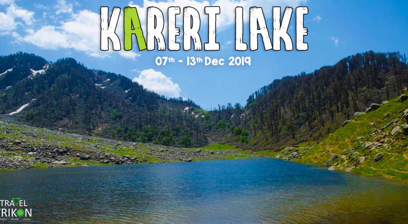 Kareri Lake Trek | Travel Trikon
