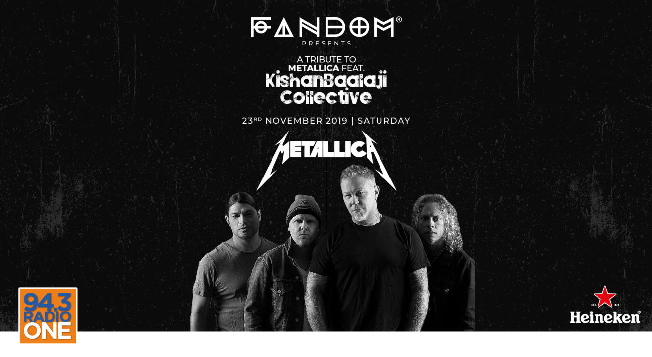 Radio One Forever Rock: A Tribute to Metallica feat. Kishan Baalaji Collective
