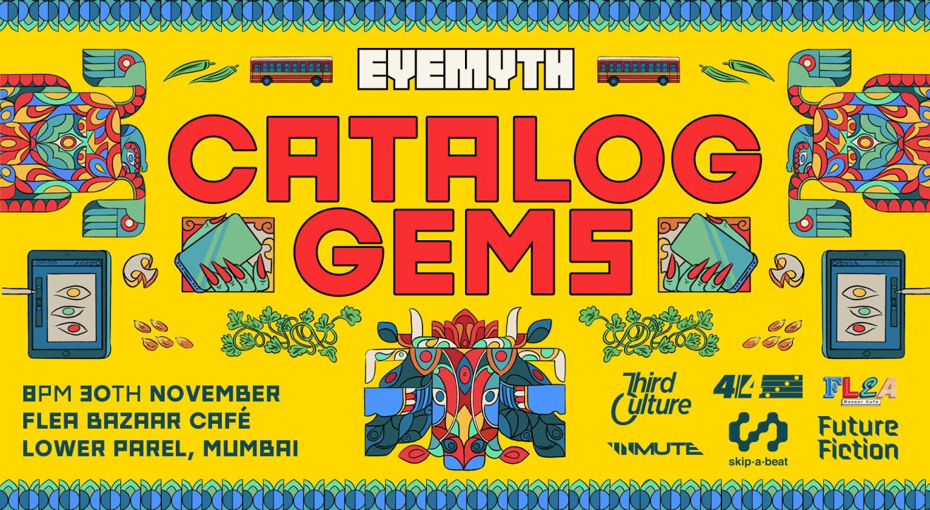 Catalog Gems | EyeMyth Festival