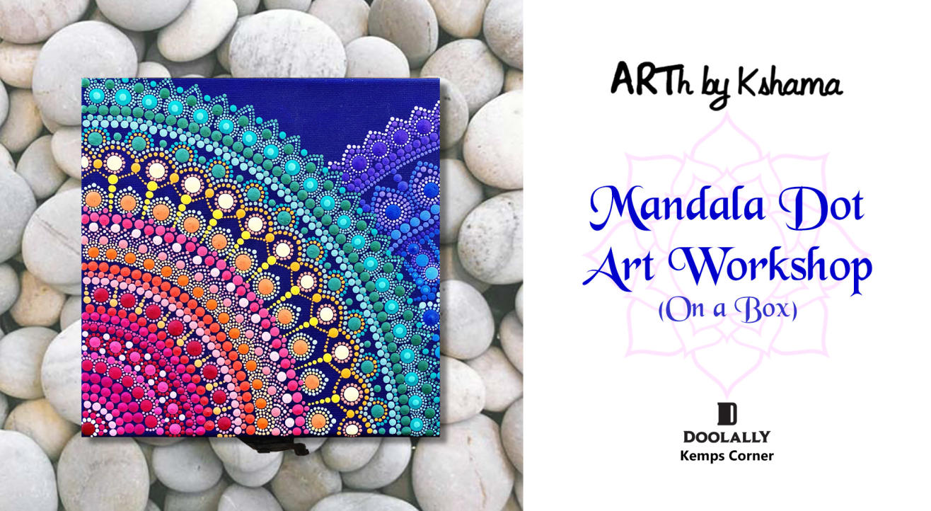 Mandala Dot Art Workshop- ARTh by Kshama