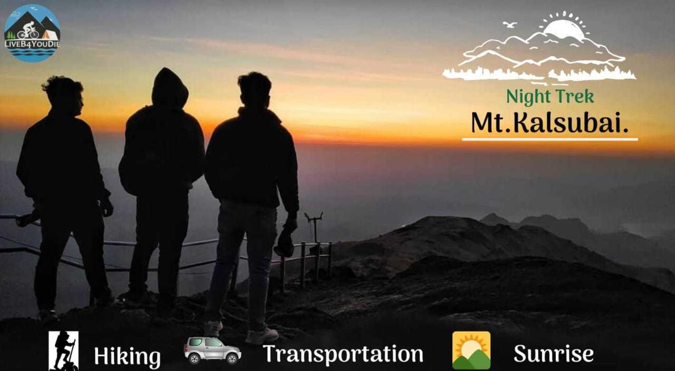 Night Trek To Mt. Kalsubai