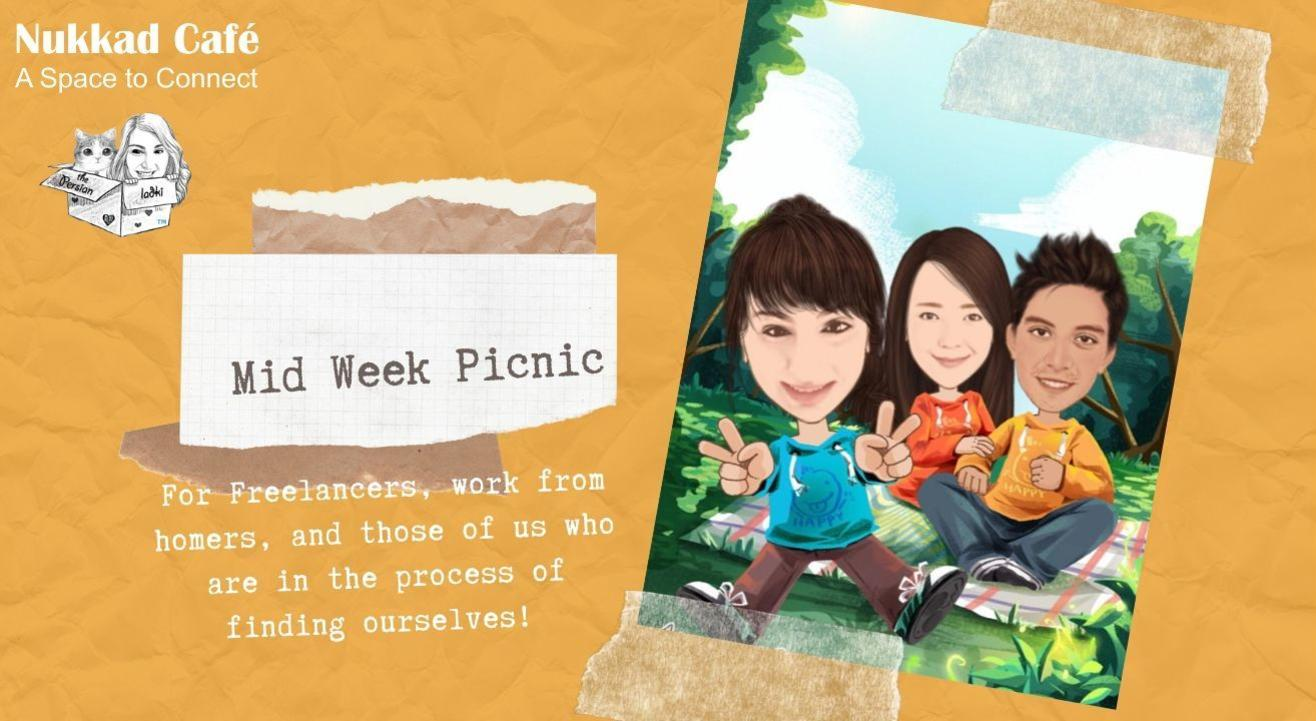 Mid- Week Networking Picnic