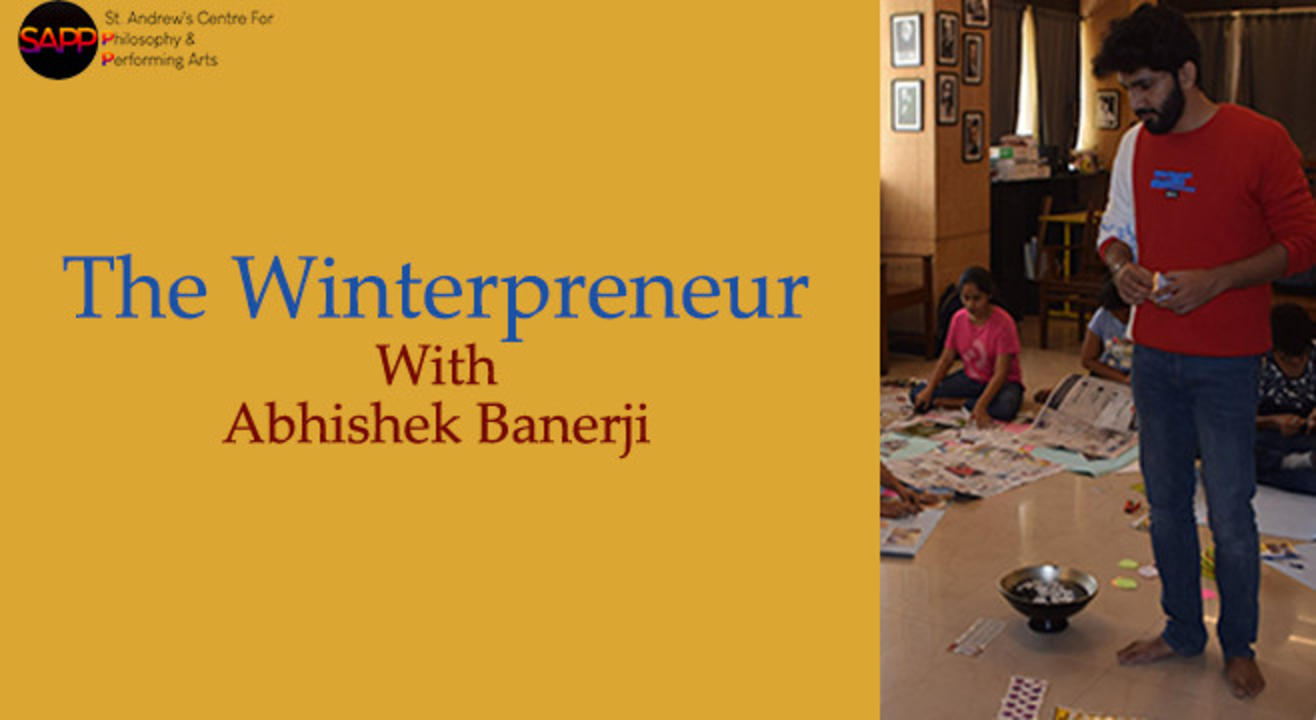 Workshop: The Winterpreneur